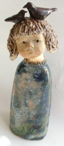 ceramic child, ceramics people, jane adams ceramics