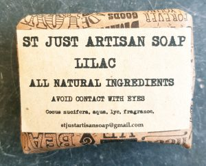 ST JUST ARTISAN SOAP