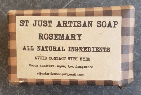 soap, handmade soap, organic soap, organic ingredients, cruelty free, rosemary,