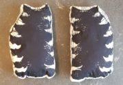 lavender bags, cat design, cat themed presents