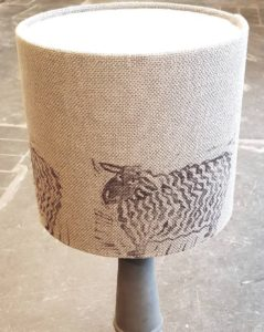 TEXTILES, LAMPSHADES & HOMEWARES