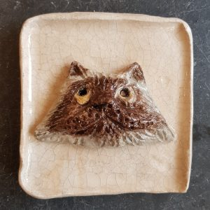 wall hanger, birmsn, birman cat, cat, pottery birman pottery cat, handmade ceramics, ceramic cats, pottery birman cat, jane adams ceramics