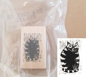 rubber stamps, st just art stamps, art stamps, rubber stamp, stamping, collaging, scrapbooking, lino print, jane adams