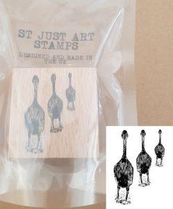 art stamps, st just art stamps, stamping, ruibber stamps, stamping, lino printing, collaging, scrapbooking, jane adams